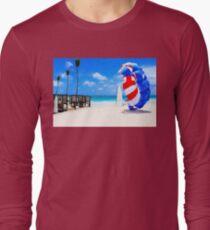Postcard from Bali Long Sleeve T-Shirt