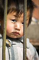 Boy 'Behind Bars' by Chloe Beacon