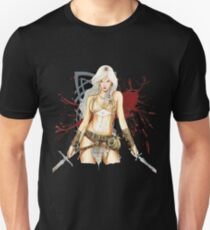 The Barbarian Girl Lagertha T-Shirt
