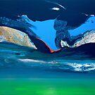 Above The Horizon 1 by Jacob Jugashvili