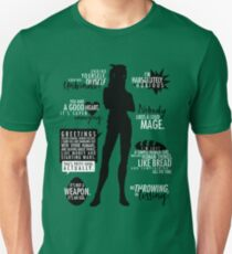 The Dragon Prince - Rayla Slim Fit T-Shirt
