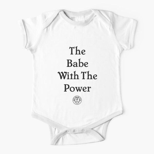 Funny Newborn Gift Baby BodySuit T-Rex Babygrow And Bib Set