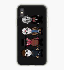 Horror Movie -  Serial Killers - Cloud Nine iPhone Case