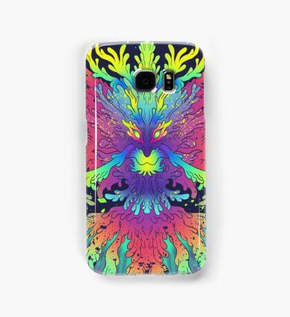 Neon Critter Samsung Galaxy Case/Skin