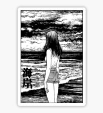 Uzumaki – Sea Sticker