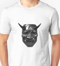 Onimen – Demon Mask Unisex T-Shirt