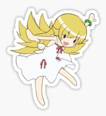 Monogatari – Vamp Sticker