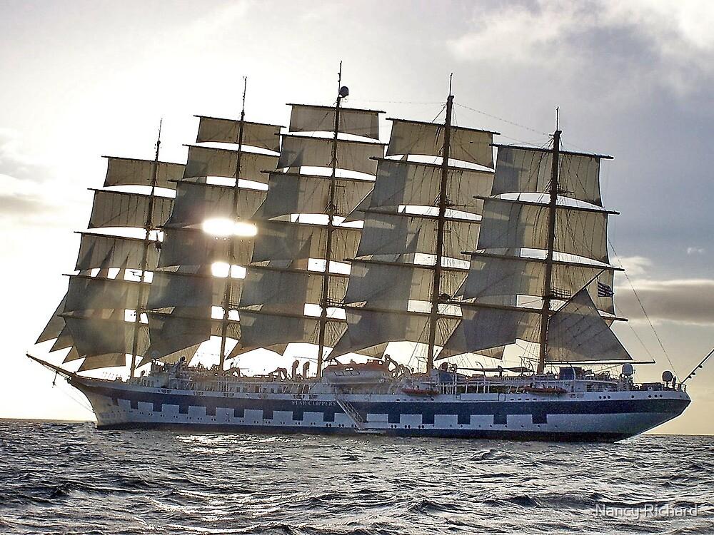 Radiant Sails by Nancy Richard