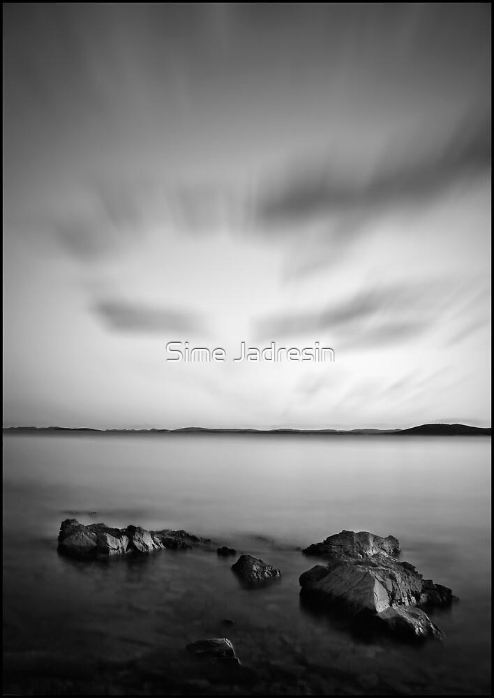 Zion stone. by Sime Jadresin