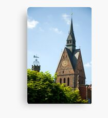 Marktkirche Hannover Canvas Print