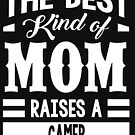 The best kind of mom raises a Gamer by designhp