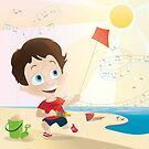 Vivaldi's Four Seasons - Summer by Amber Witt