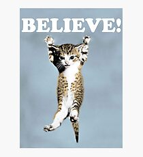Lámina fotográfica Crea Cat Poster