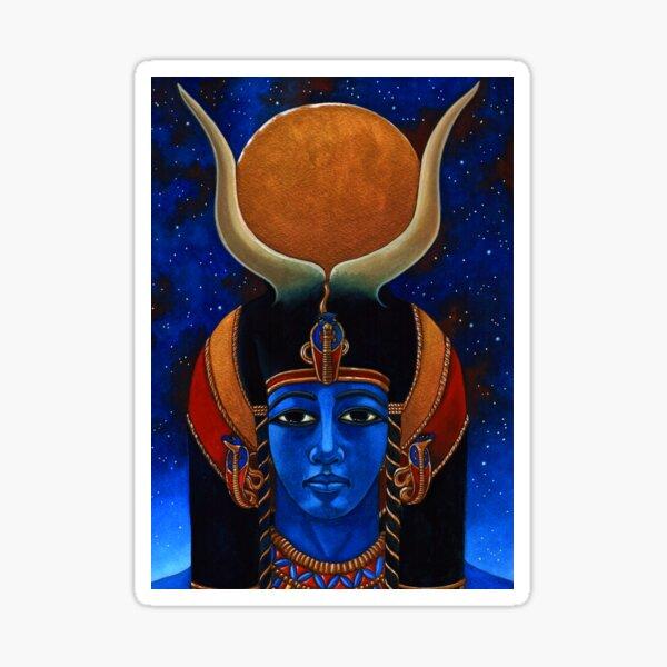 Hathor by Stuart Littlejohn Sticker