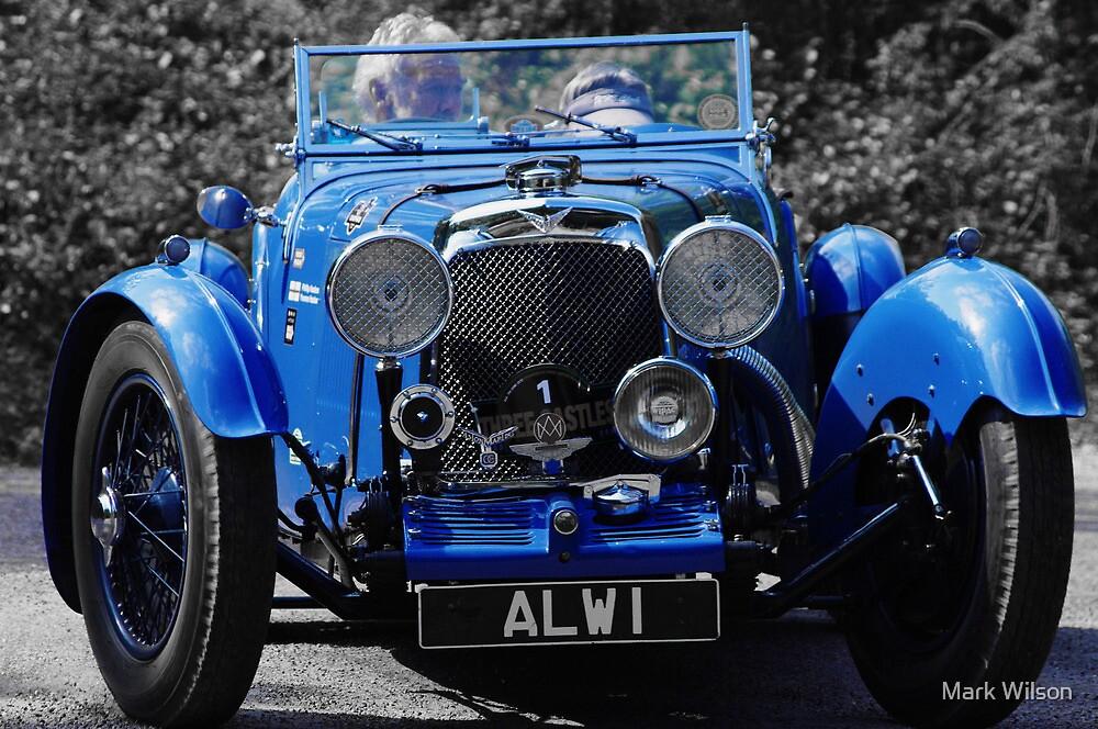 1933 Aston Martin Le Mans by Mark Wilson