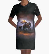 The Legend of Sleepy Hollow Graphic T-Shirt Dress