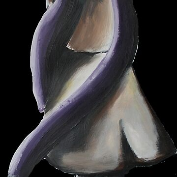 Dancing girl by ocmer