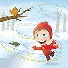 Vivaldi's Four Seasons - Winter by Amber Witt