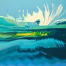 Above The Horizon 6 by Jacob Jugashvili