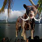 Bear Dog Cow by Matt Your A Creeper