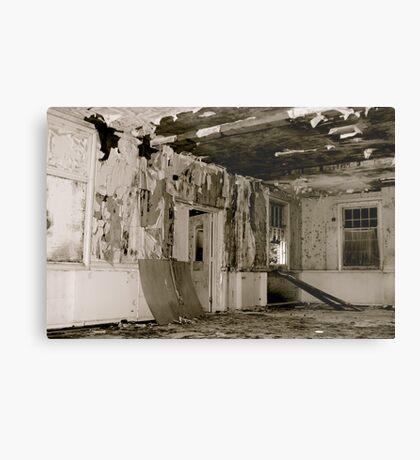 Harperbury - Decay Metal Print