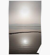 Dead Sea Serenity Poster
