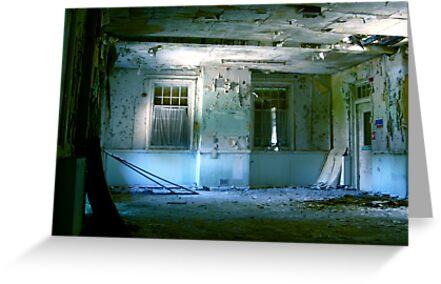 Harperbury - Light by Richard Pitman