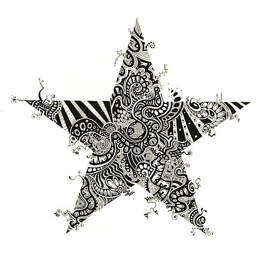 The Intricacies of Ink - Stardom by Tristan Bristow