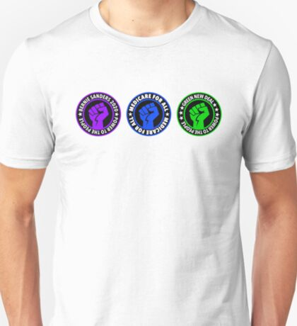 2020 Progressive 3 pack T-Shirt