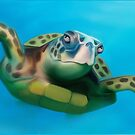 DTE - Tortuga by Jon Mack
