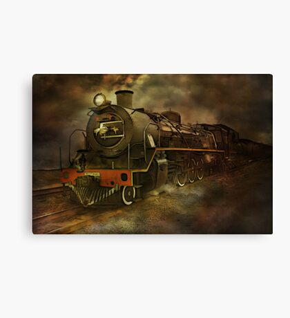 Travel Around the World.......... Canvas Print