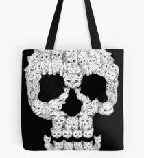 Bolsa de tela Skulls are for Pussies