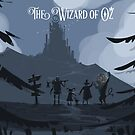 The wizard of oz by ilyakap