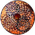Honeycomb Mandala  by EmilySutin