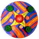 Candy Mandala  by EmilySutin
