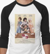 9 to 5 Baseball ¾ Sleeve T-Shirt