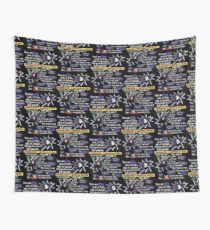 Castle Intro Wall Tapestry
