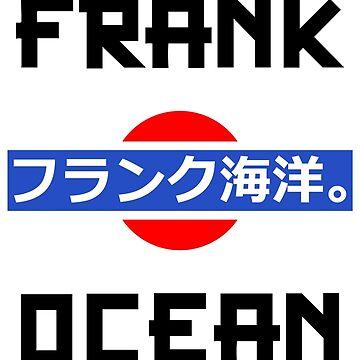 F. Ocean by ngud