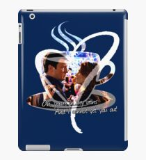 Castle - In My Veins iPad Case/Skin