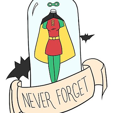 Stephanie Brown: Never Forget by oohnah