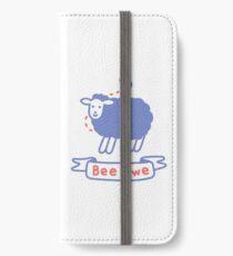 Bee Ewe iPhone Wallet/Case/Skin