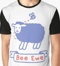 Bee Ewe Graphic T-Shirt