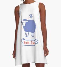 Bee Ewe A-Line Dress