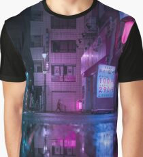 Reflection in the water Graphic T-Shirt