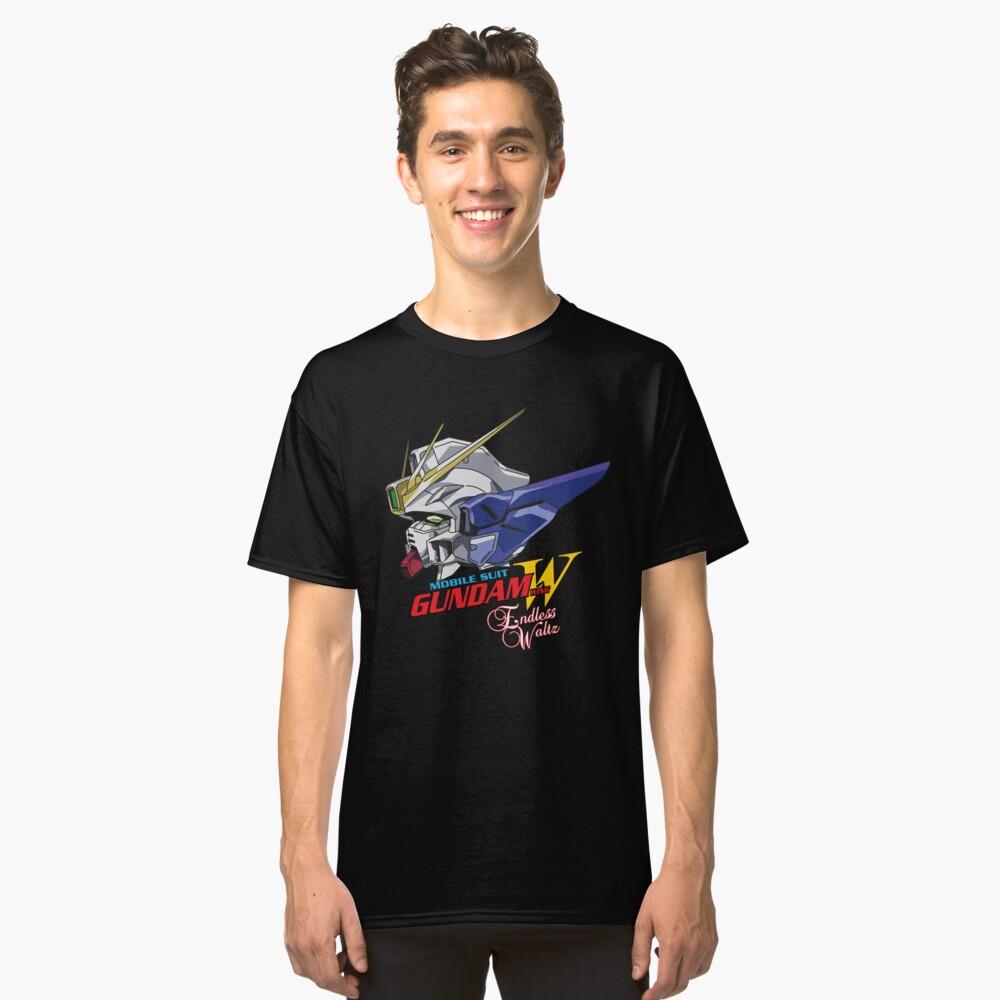 Wing Zero Custom  Gundam Wing Endless Waltz Classic T-Shirt