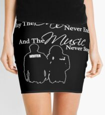 May the Dance Never End Mini Skirt