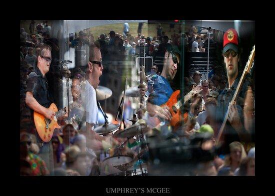 Umphrey's McGhee by Steve Baird