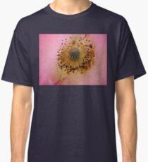 Poppy Pollen Dust Classic T-Shirt