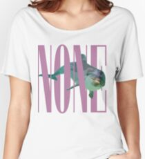 NONE.avi Women's Relaxed Fit T-Shirt