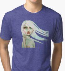 Fleeting Thoughts tee Tri-blend T-Shirt